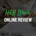 word on image H&R Block online review