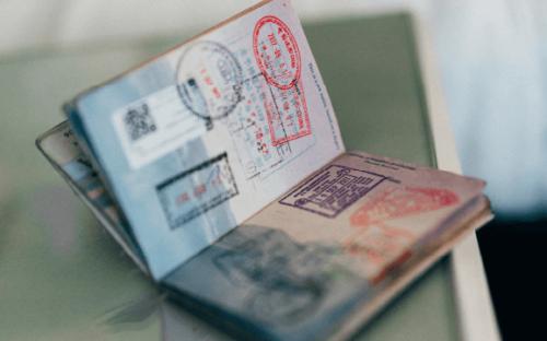 image of passport photo