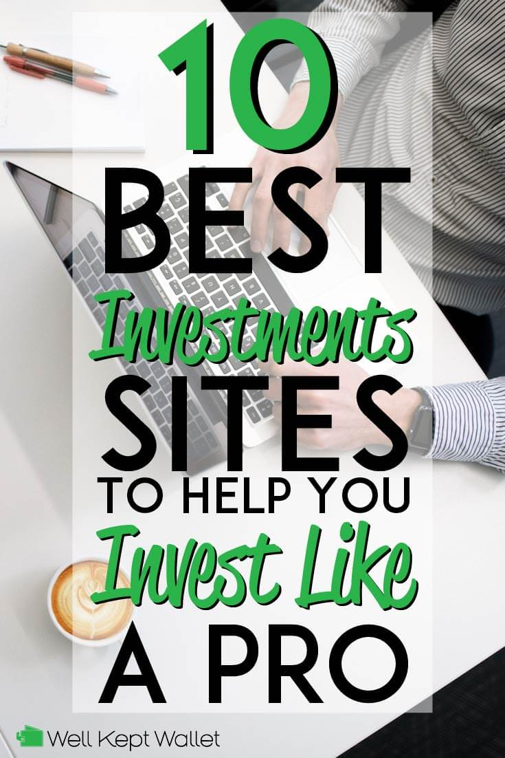 10 best investment sites pinterest