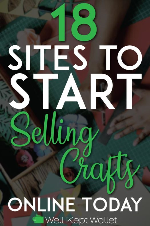 Sites to sell crafts online pinterest pin