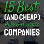 Words 15 best and cheap auto insurance companies