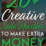 Creative Side Hustle Pinterest Pin