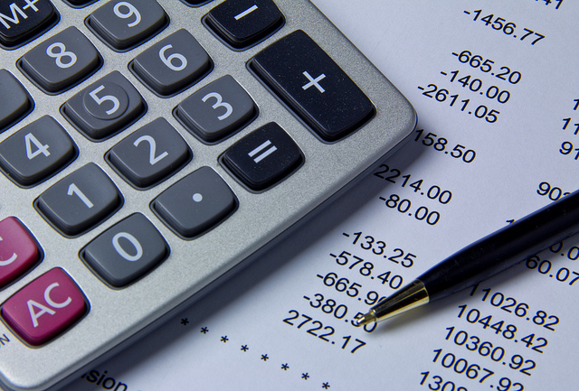 Budget with Calculator