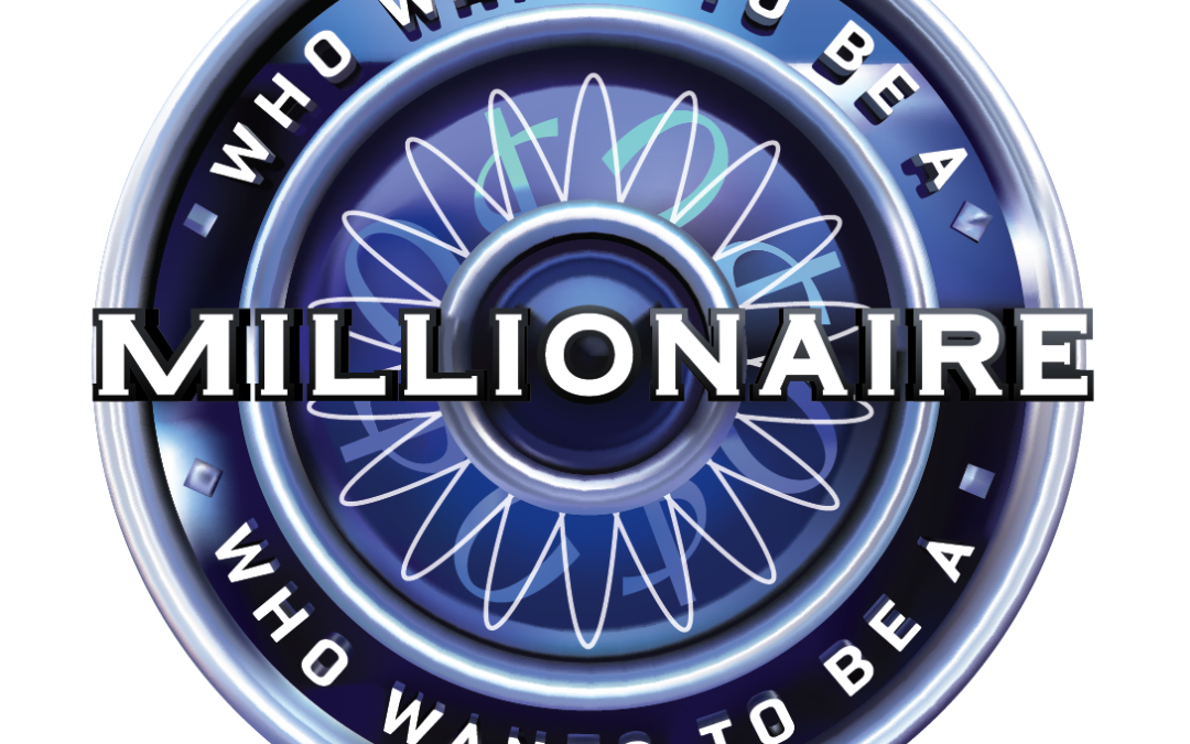 Who Wants to be a Millionaire? J Money Does And So Do I