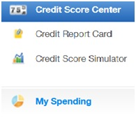 Credit Score Center and credit report card