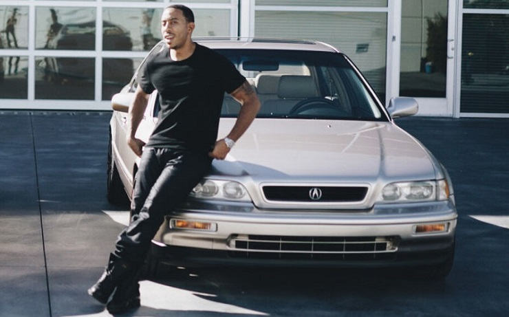 Ludacris Drives a 1993 Acura Legend, What do You Drive?