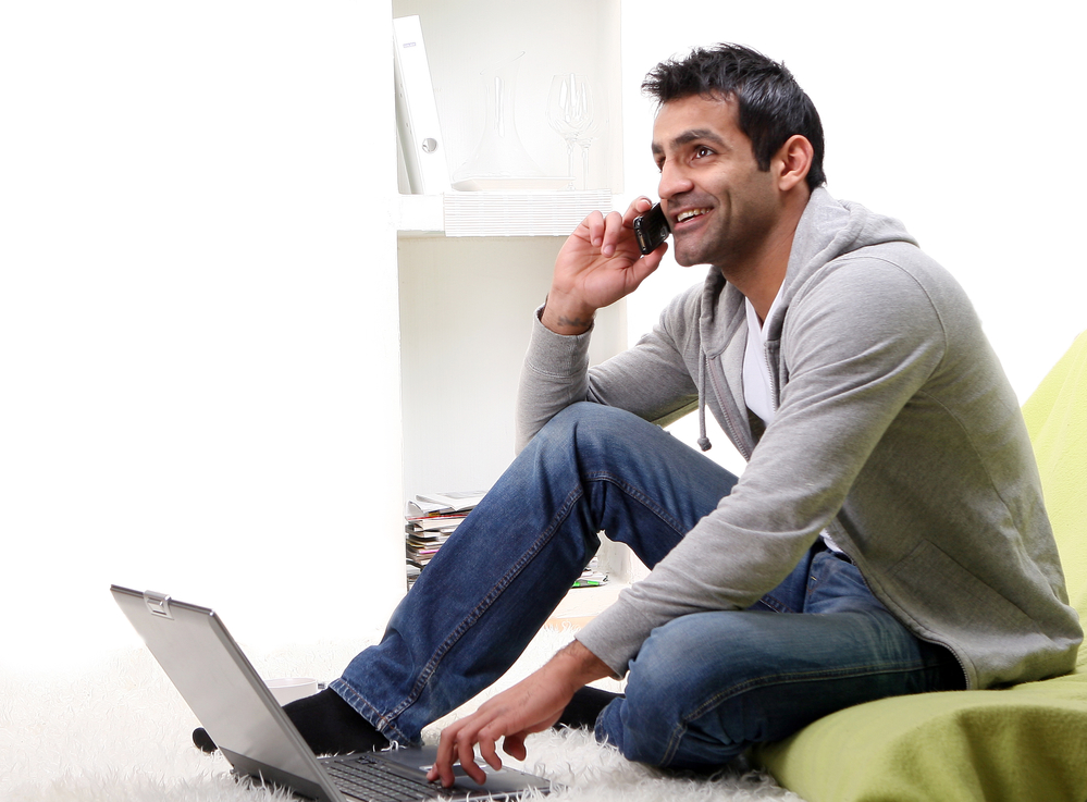 man online