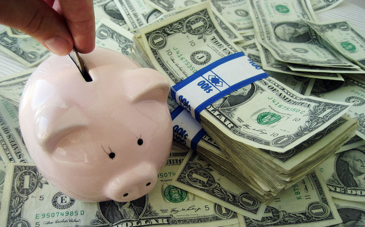 7 Ways to Build Up Your Savings Account