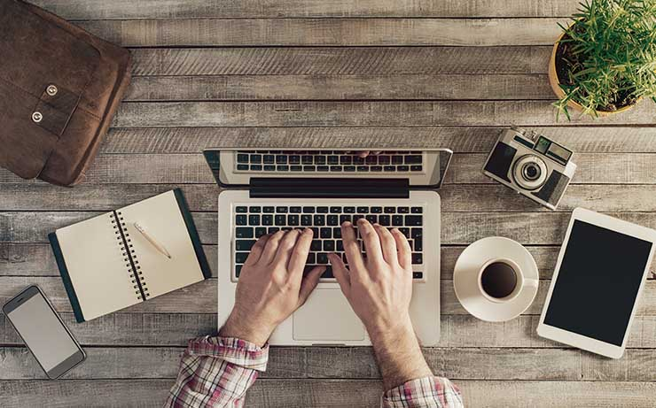How to Start a Blog in 10 Minutes or Less