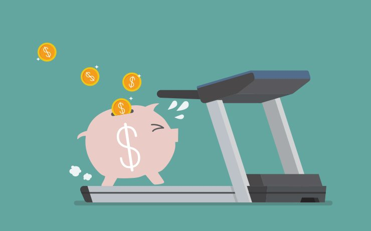 5 Easy Ways to Get Financially Fit Today