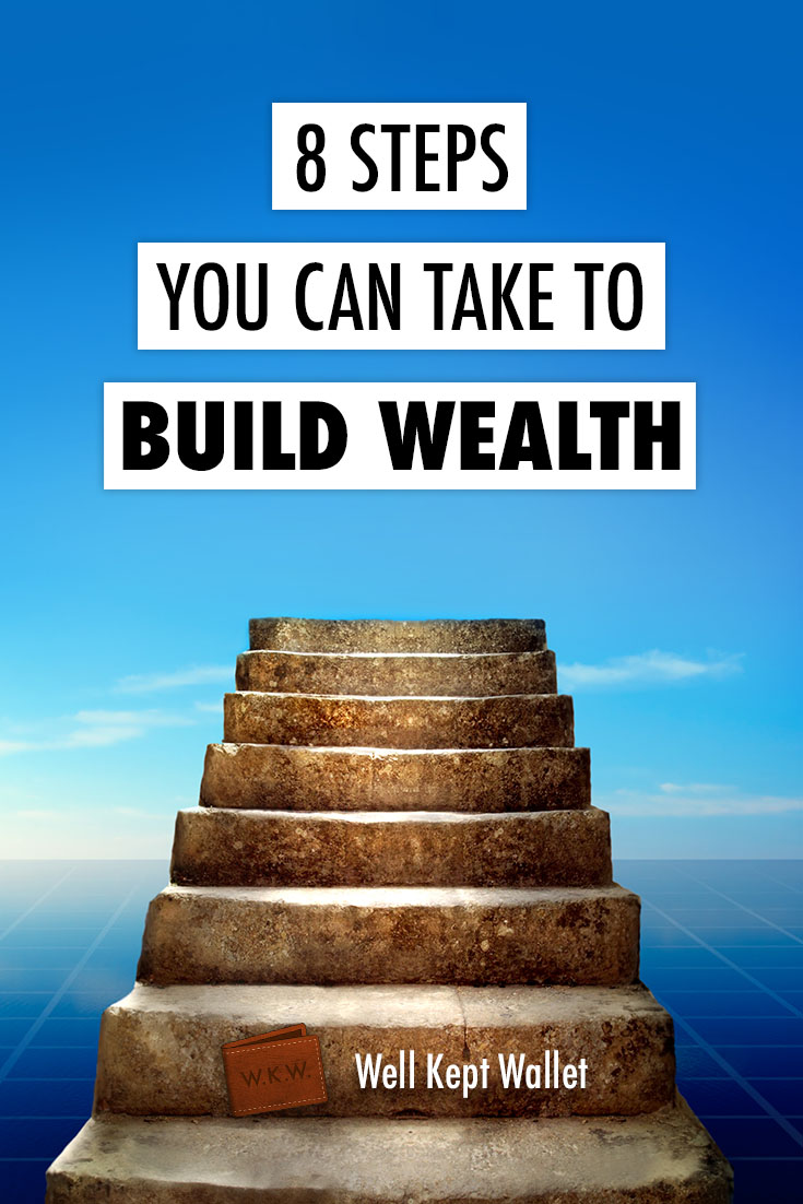 A life with financial freedom might seem like an impossible dream, but with a great plan, you can build wealth and reach financial independence.