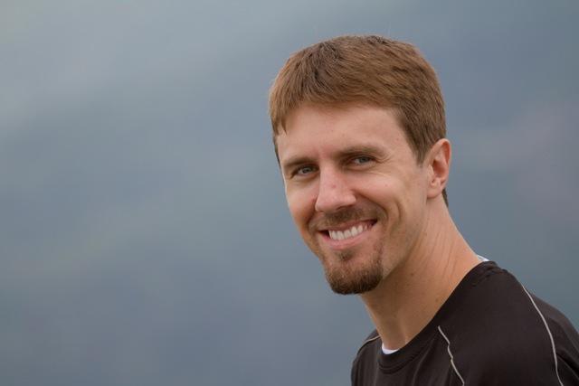 Chad Carson, financially free at 37