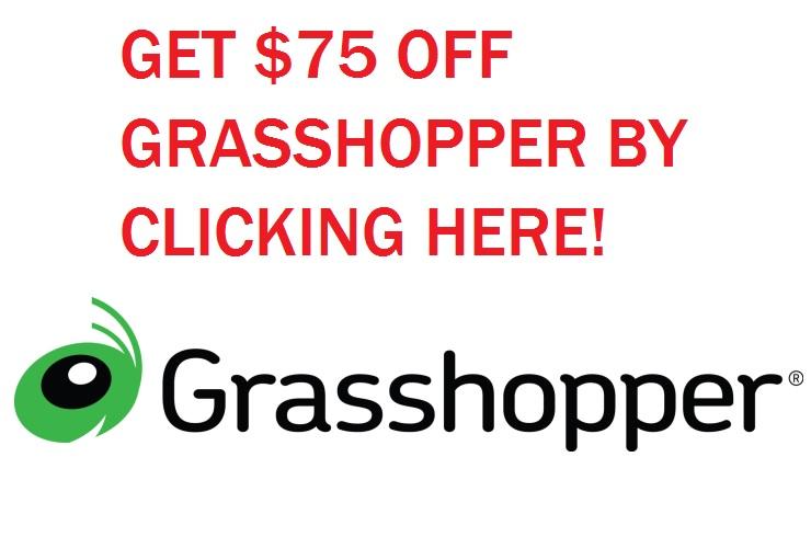 Grasshopper discount link