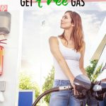 Girl Filling Up Gas