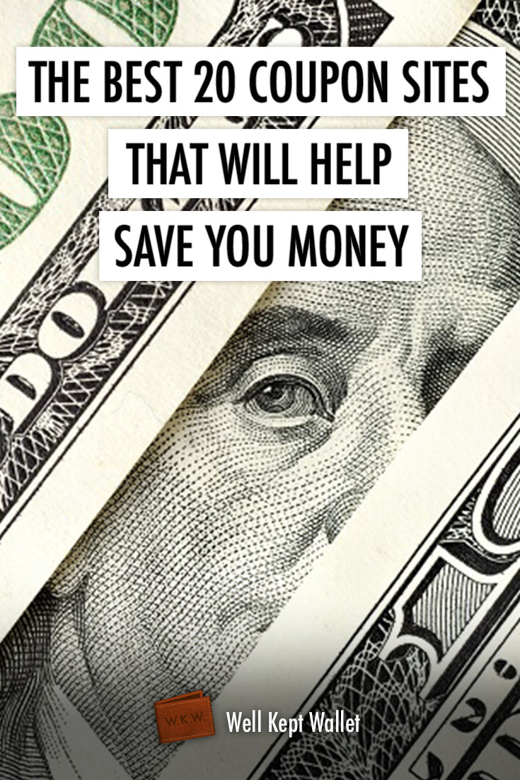 There's almost no reason to pay full price. Take advantage of the many online sites that will help you save money.