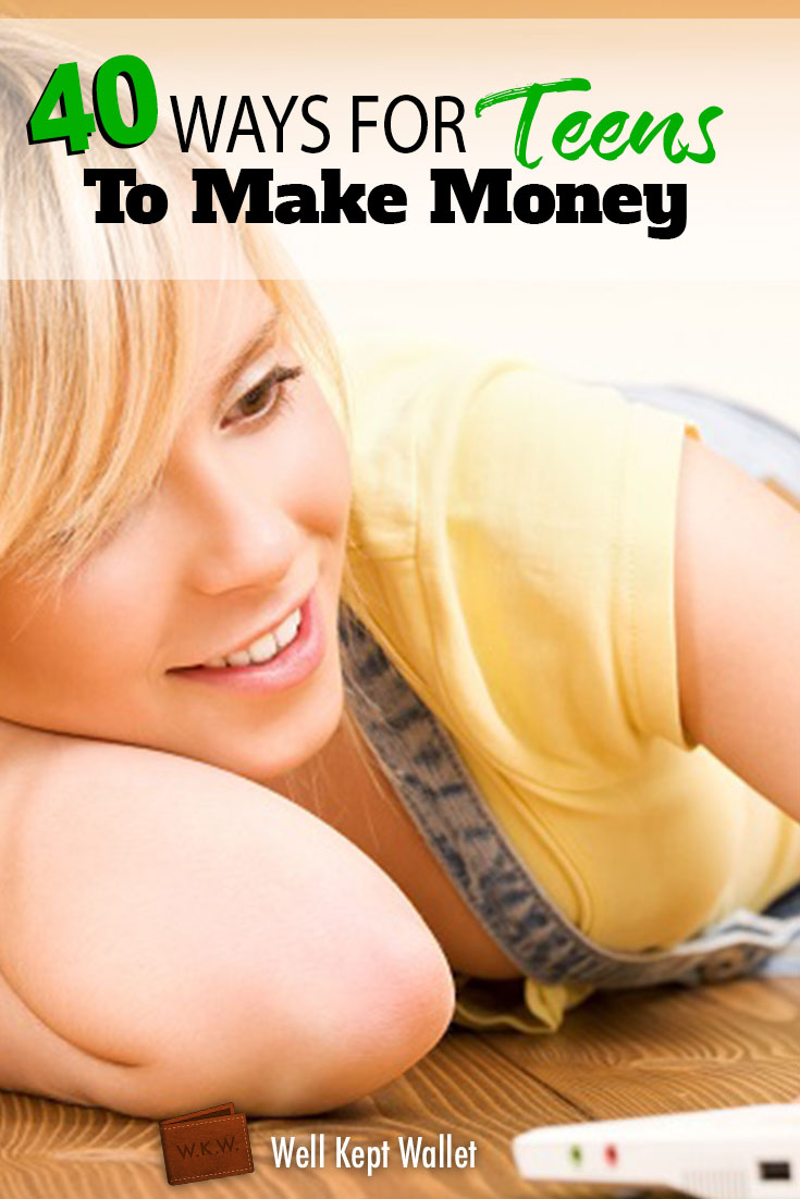 There are many ways you as a teen can put money in your pocket. With a little creativity and some hard work, you can be earning serious cash in no time.