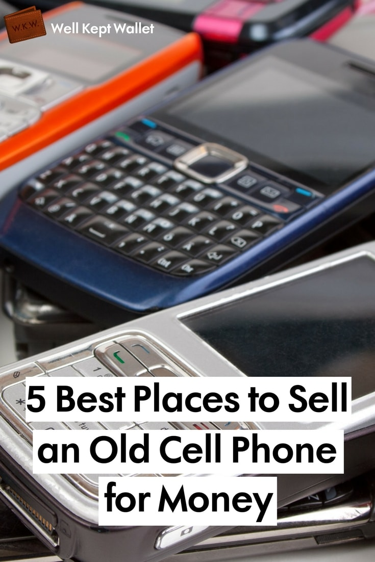 Have you sold your old cell phone?
