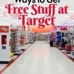 Target store aisles PI