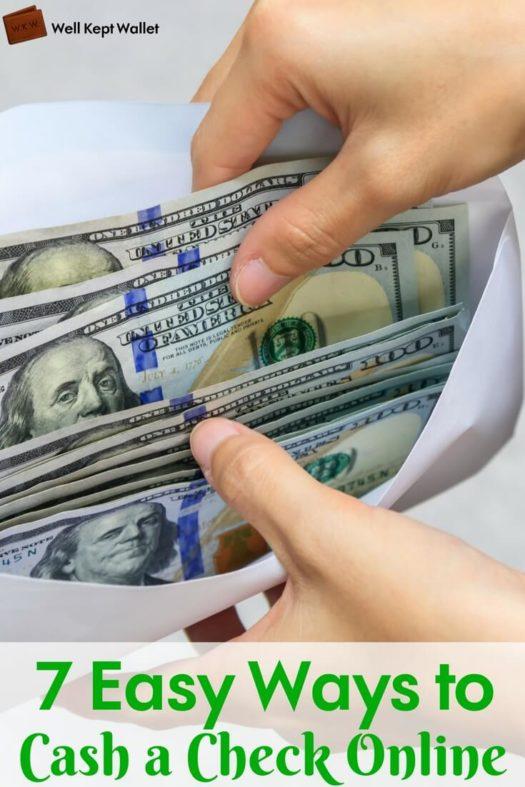 Cash in an envelope PI