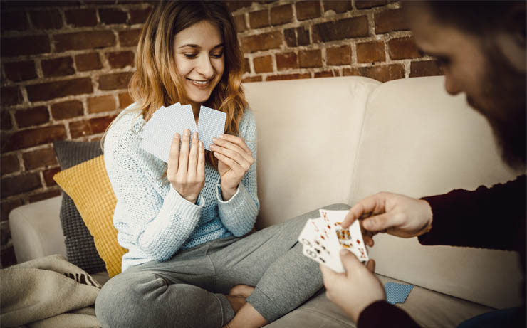 59 Card Games for 2 People for Cheap Entertainment