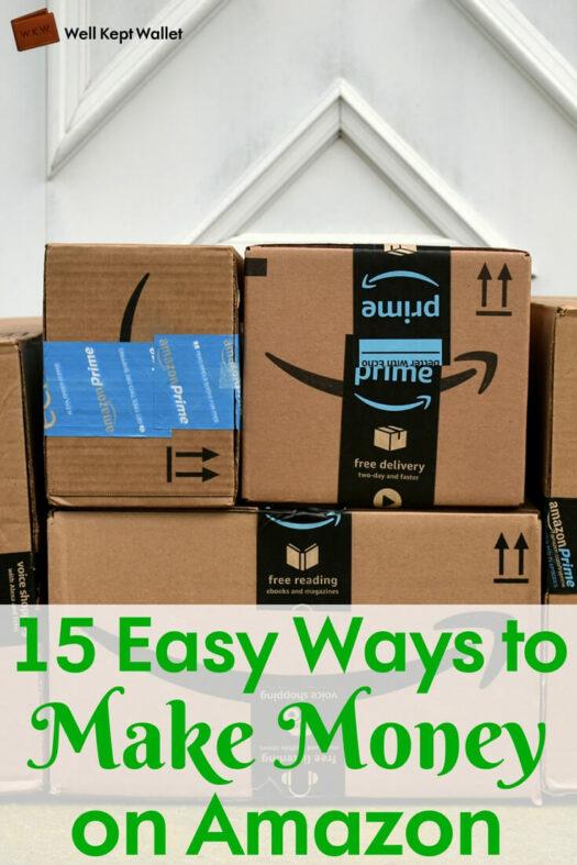 15 Surprising Ways to Make Money on Amazon
