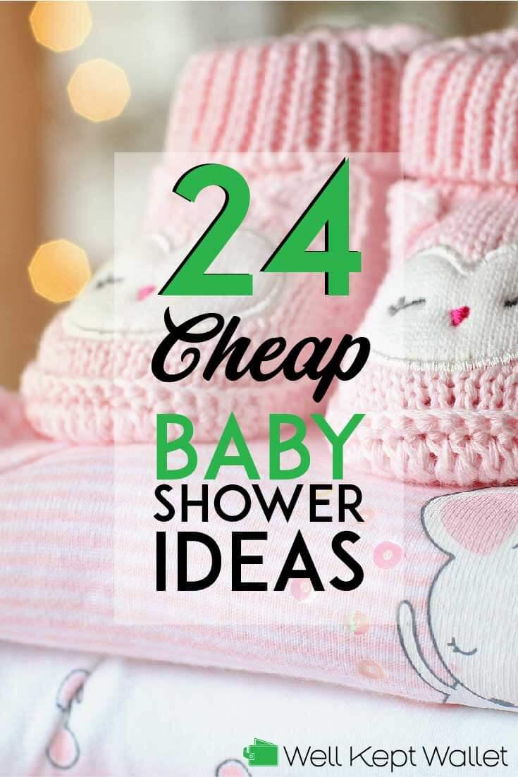 2970dba5fa86e 26 Cute and Cheap Baby Shower Ideas