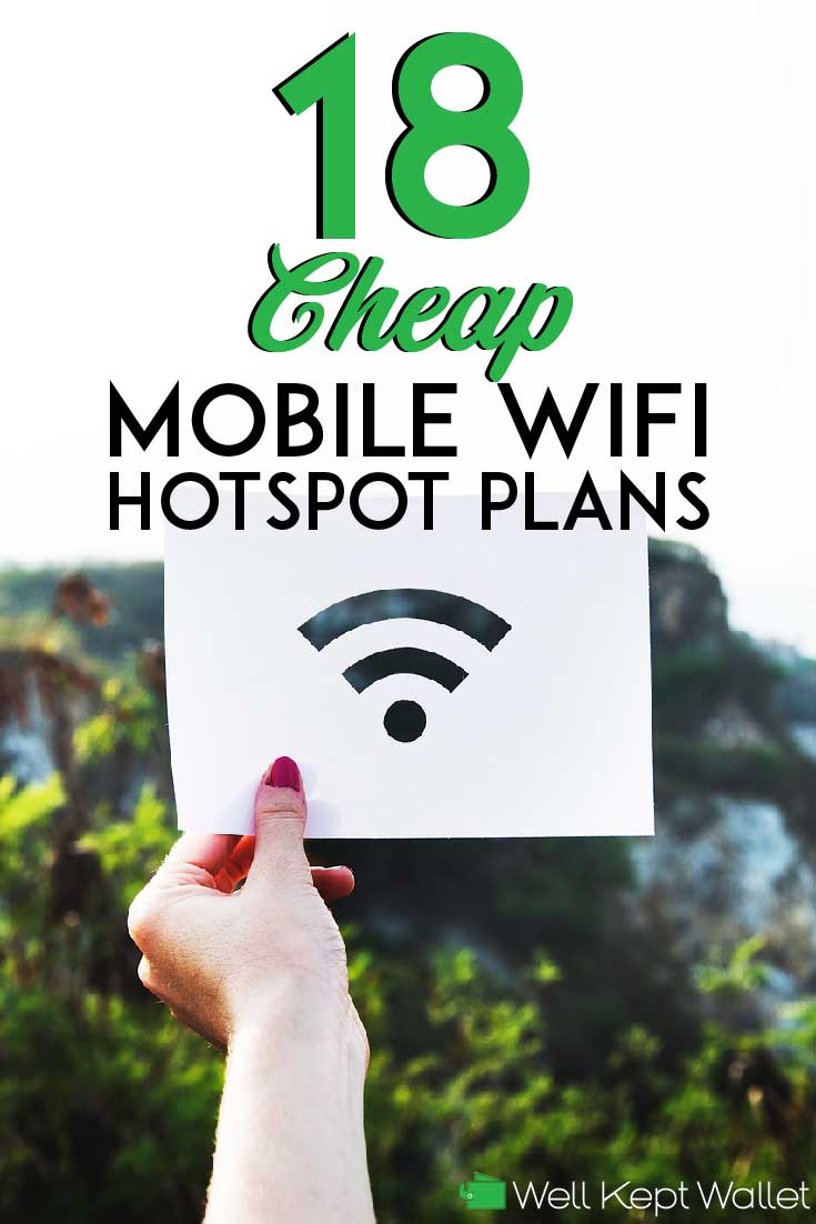 It seems like freewifi hotspots are everywhere you go, but they're not everywhere. Even if they are everywhere you go, you might prefer to use a personal wifi hotspot for additional security and quicker data speeds. These cheap mobile wifi hotspots ensure you always have internet access anywhere you go.