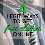 Clothing to get for free