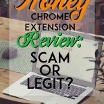 Honey chrome extension review scam or legit pinterest pin