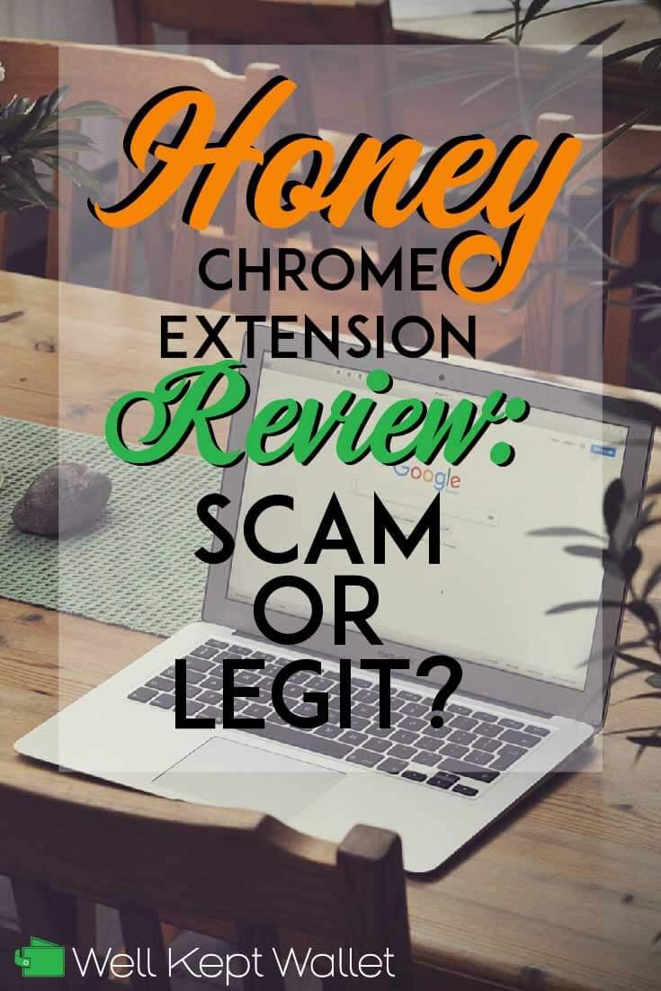 Honey Chrome Extension Review: Scam Or Legit?