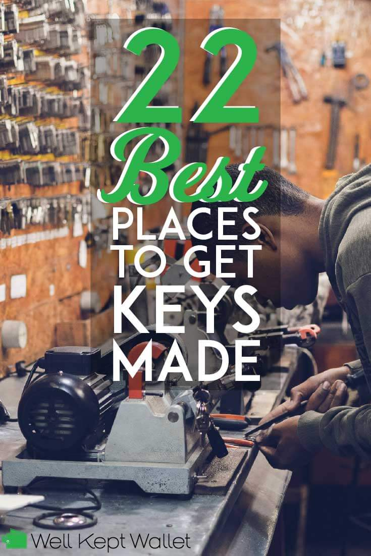 Keys Made Near Me >> 22 Best Places To Get Keys Made Near Me