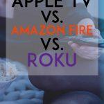 apple tv vs amazon fire vs roku pinterest pin