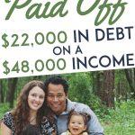 Paid Off 22k Debt