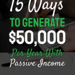 ways to generate $50,000