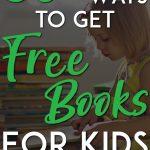 Get free books for kids pinterest pin