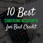 best checking accounts for bad credit image