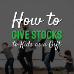 bagaimana memberikan saham kepada anak-anak sebagai hadiah