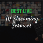 words best tv streaming services