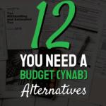 YNAB alternatives
