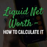 Liquid Net Worth How To Calculate It