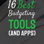 Budgeting Tools and Apps