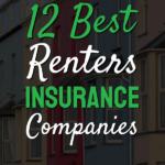 text 12 best renters insurance companies