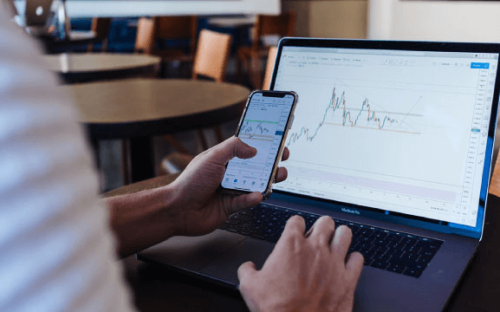 image buying stocks online