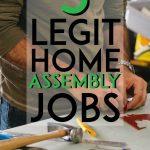 legit home assembly jobs pinterest pin