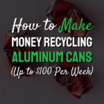 recycling aluminum cans