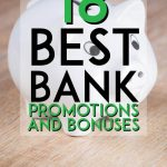 best bank promotions and bonuses pinterest pin