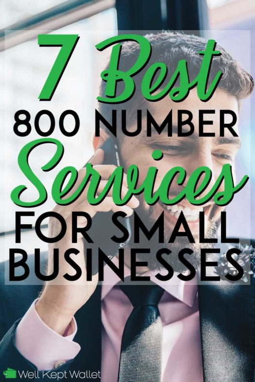 Best 800 number services for small businesses pinterest pin