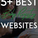 Best baby registry websites pinterest pin