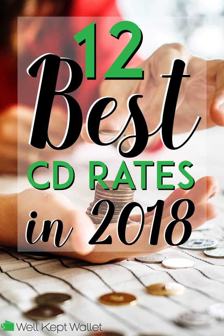 12 Best Cd Rates In 2018