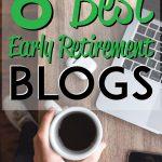 8 best early retirement blogs pinterest pin